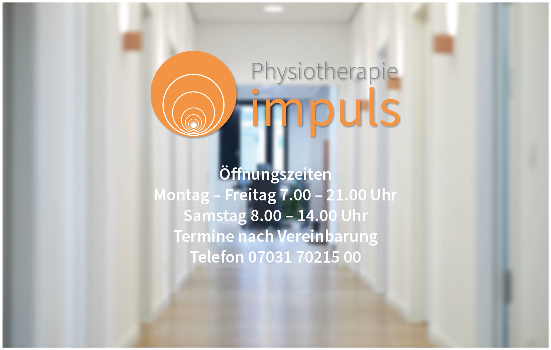 Physiotherapie impuls in Böblingen