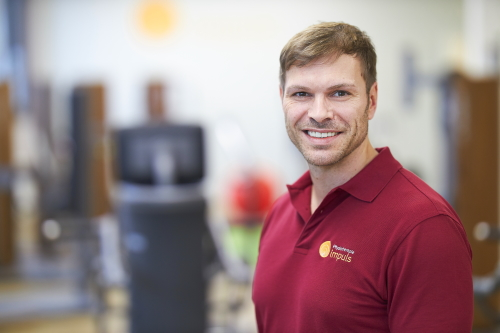 Björn David, Physiotherapeut