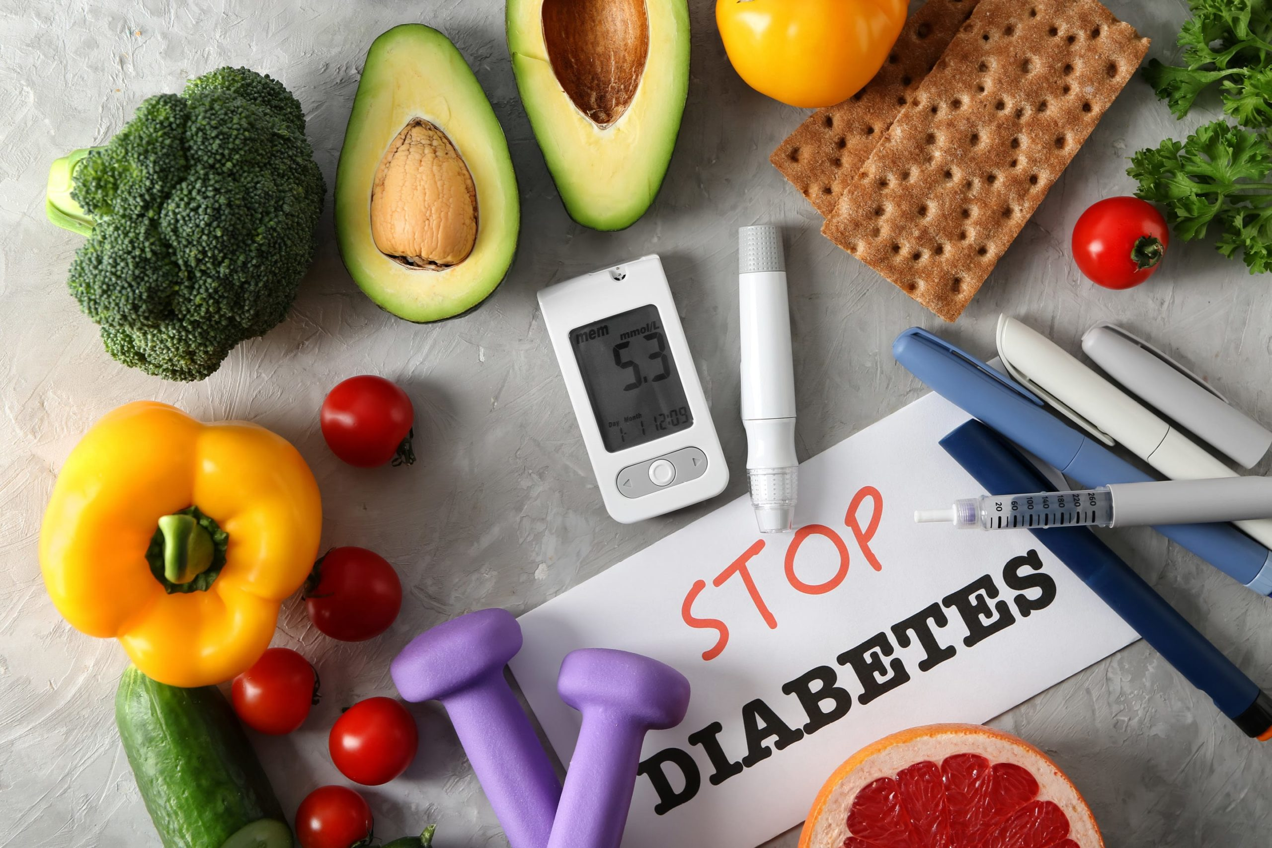 Diabetes Bewegung Physiotherapie impuls Böblingen